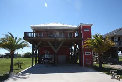 Grand Isle LA Single Family Home Under Contract: $299,000