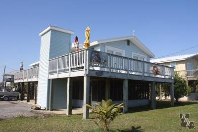 Grand Isle Single Family Home For Sale: 3591 Highway 1