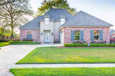 Thibodaux Single Family Home Back Up Offers: 111 Bayou Lafourche Drive