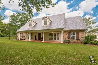 Raceland Single Family Home For Sale: 4206 Highway 1