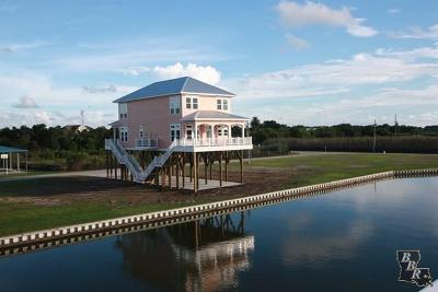 Grand Isle LA Single Family Home For Sale: $649,000