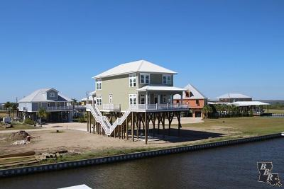 Grand Isle, Fourchon Single Family Home For Sale: 33 Bird Reef Court