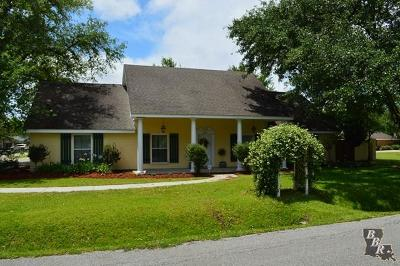 Thibodaux Single Family Home For Sale: 200 Garden Drive