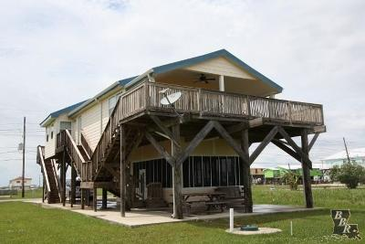 Grand Isle Single Family Home For Sale: 2032 Highway 1