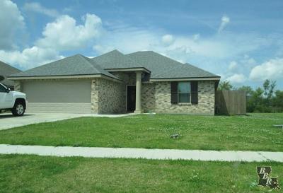 Houma Single Family Home For Sale: 362 Galvez Lane