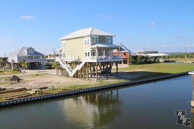 Grand Isle, Fourchon Single Family Home For Sale: Lot 33 Bird Reef Court