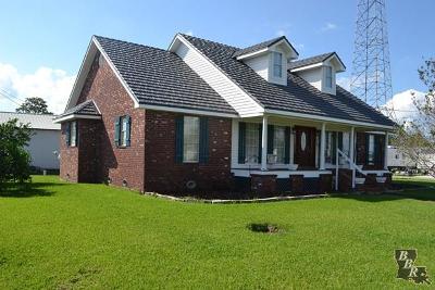 Larose Single Family Home For Sale: 915 E 2nd Street