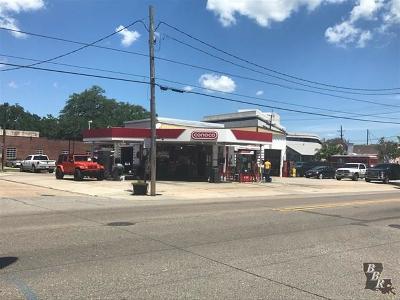 Terrebonne Parish, Lafourche Parish Commercial For Sale: 318 Barrow Street