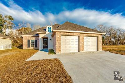 Houma Single Family Home For Sale: 211 Derusso Street