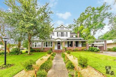 Terrebonne Parish, Lafourche Parish Single Family Home For Sale: 7538 Main Street
