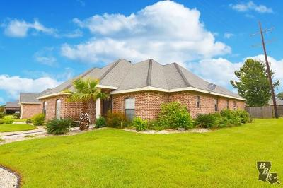 Houma Single Family Home Predicated: 120 Shay Drive