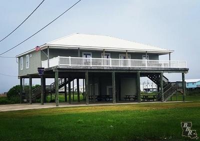 Grand Isle Single Family Home For Sale: 126 Dee Lane