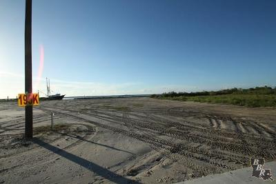 Grand Isle, Fourchon Residential Lots & Land Under Contract: lot 16 b Tropical Landing Lane