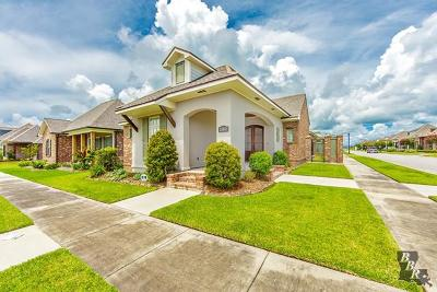 Thibodaux Single Family Home For Sale: 200 Rue Beaumont