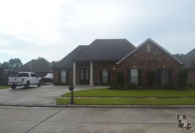 Houma Single Family Home For Sale: 231 Terra Cane Drive