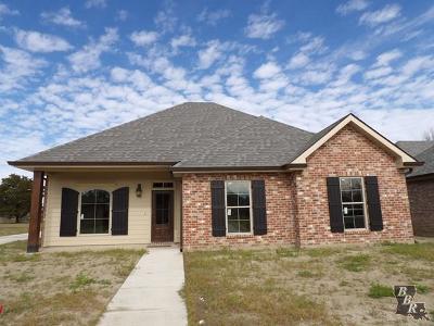 Houma Single Family Home For Sale: 155 Derusso Street