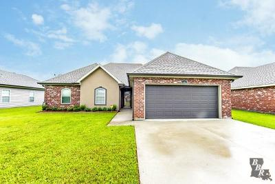 Thibodaux Single Family Home Back Up Offers: 143 Millstone Drive