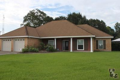 Terrebonne Parish, Lafourche Parish Single Family Home Under Contract: 6253 Millburn Lane
