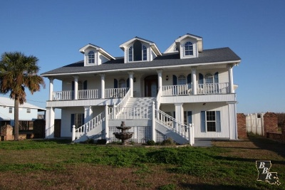 Grand Isle, Fourchon Single Family Home For Sale: 2478 Highway 1
