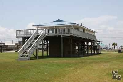 Grand Isle Single Family Home For Sale: 1842 Highway 1