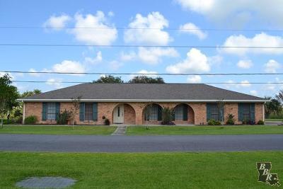Thibodaux Single Family Home For Sale: 148 Constant Drive