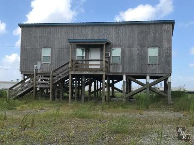 Grand Isle, Fourchon Commercial For Sale: 624 A.o. Rappelet Road
