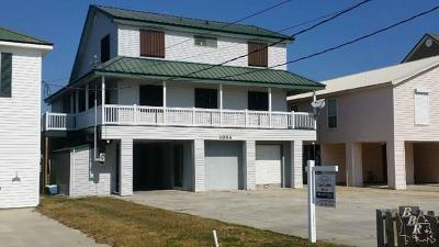 Grand Isle, Fourchon Single Family Home For Sale: 1024 Bourg Street