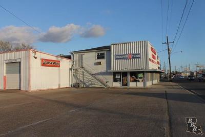 Terrebonne Parish, Lafourche Parish Commercial Back Up Offers: 757 Grand Caillou Road