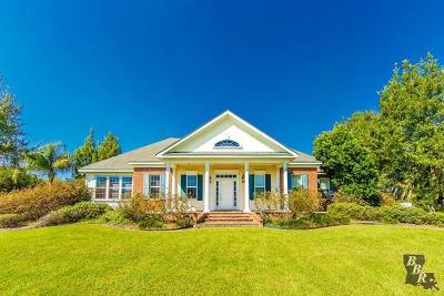Terrebonne Parish, Lafourche Parish Single Family Home For Sale: 18148 Highway 3235