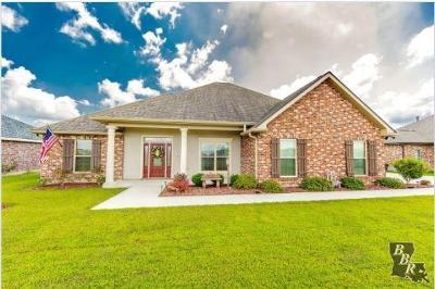 Thibodaux Single Family Home For Sale: 631 Waverly Road
