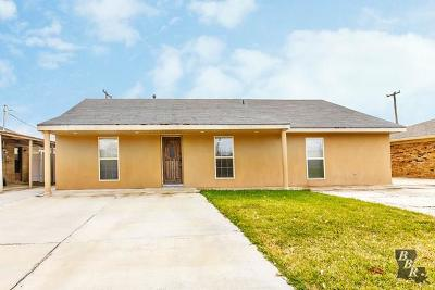 Morgan City Single Family Home Predicated: 3206 Karen Drive