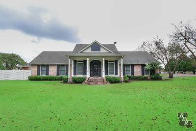 Houma Single Family Home For Sale: 4123 Highway 311