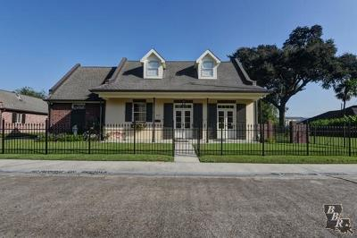 Thibodaux Single Family Home For Sale: 310 W 6th Street