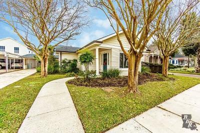 Houma Single Family Home For Sale: 817 Aycock Street