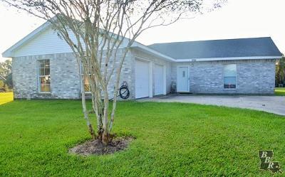 Thibodaux Single Family Home Under Contract: 2510 Karen Street