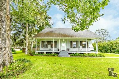 Terrebonne Parish, Lafourche Parish Single Family Home For Sale: 304 Country Estates Drive