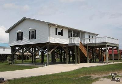 Grand Isle Single Family Home For Sale: 1036 Highway 1