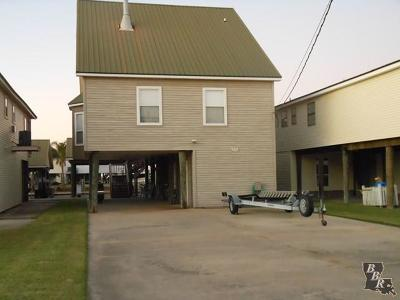 Grand Isle, Fourchon Single Family Home For Sale: 1020 Bourg Street