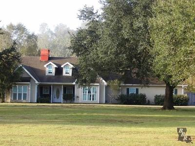 Terrebonne Parish, Lafourche Parish Single Family Home Predicated: 1555 Coteau Road