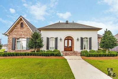 Houma Single Family Home For Sale: 336 Rue St Rachel
