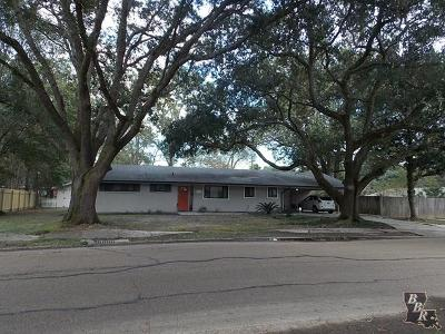 Baton Rouge, New Orleans, Metairie, Kenner Single Family Home Under Contract: 1245 Melanie Street