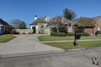 Thibodaux Single Family Home For Sale: 120 Acadia Point Drive