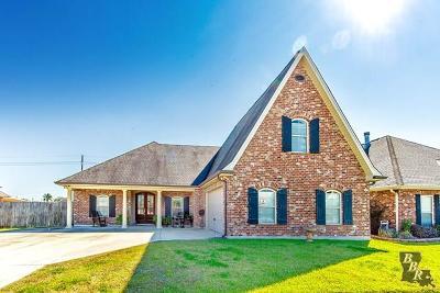 Houma Single Family Home For Sale: 287 Inglewood