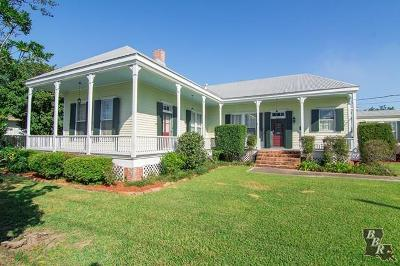 Raceland Single Family Home For Sale: 3921 Highway 308