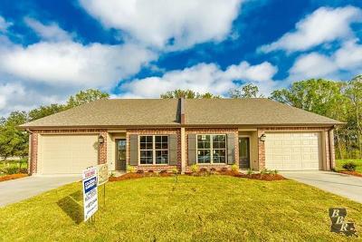 Houma Single Family Home For Sale: 327 Derusso Street