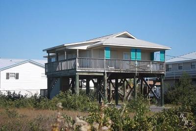 Grand Isle, Fourchon Single Family Home For Sale: 190 Wisteria Avenue