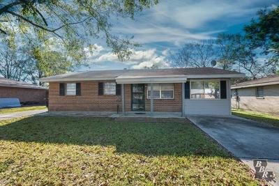 Gray Single Family Home For Sale: 203 Fairlane Drive