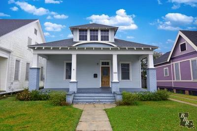Thibodaux Single Family Home For Sale: 820 Jackson Street