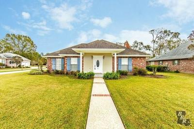 Thibodaux Single Family Home For Sale: 220 Banker Drive