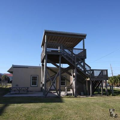Grand Isle Single Family Home For Sale: 3006 Highway 1